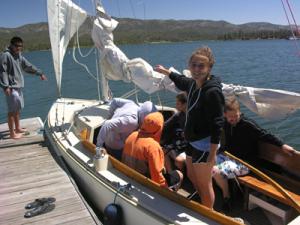 Sail Staff